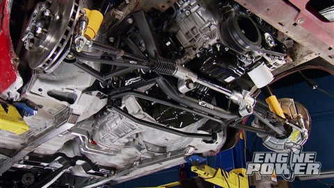 "Engine Power DVD (2014) Episode 13 - ""Barely Legal Mustang"" Part 2"