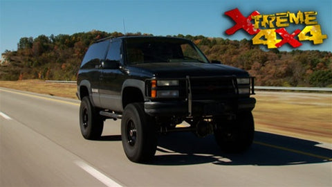 "Xtreme 4x4 DVD (2011) Episode 07 - ""Full Size Blazer Part III, Low Dollar Wheeler II"""