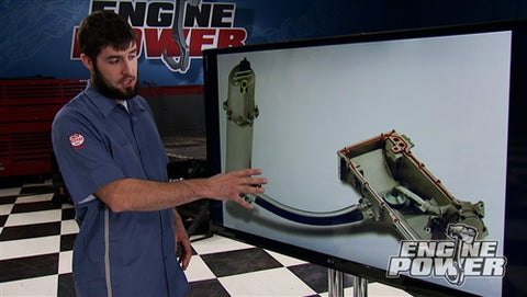 Engine Power DVD (2014) Episode 6 - LS7 Oiling Solution