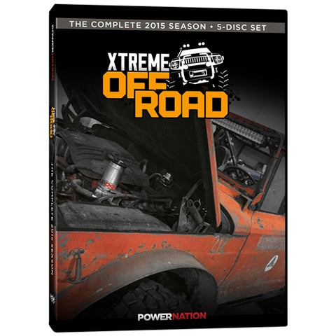 Xtreme Off Road (2015) Complete Season 5-Disc Set