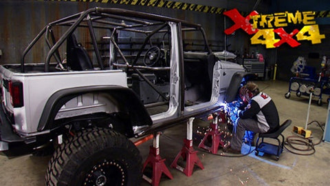 "Xtreme 4x4 DVD (2011) Episode 04 - ""Supercharged JK Part 3"""