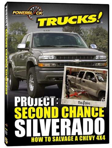 Trucks! Project: Second Chance Silverado (DVD)