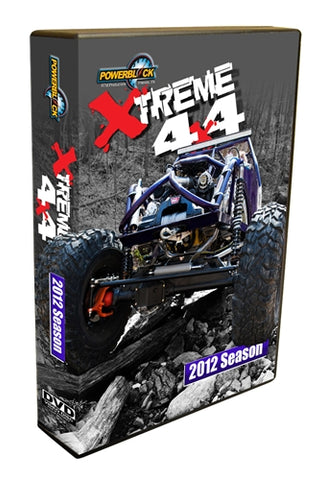 Xtreme 4x4 (2012) Complete Season 4-Disc Set