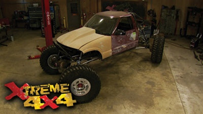 "Xtreme 4x4 DVD (2008) Episode 19 - ""S-10 Truggy Part III"""