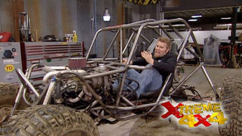 "Xtreme 4x4 DVD (2007) Episode 13 - ""Rockwell Rebuild  Bottom Drawer Buggy Payoff 2"""