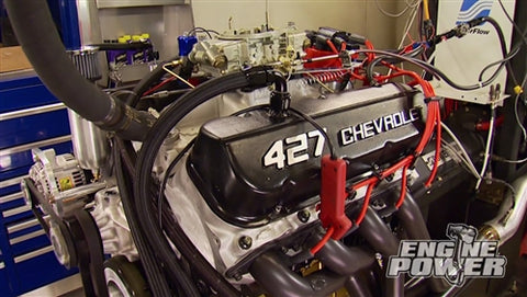 Engine Power DVD (2014) Episode 18 - Stealth Crate 427: Nitrous Madness