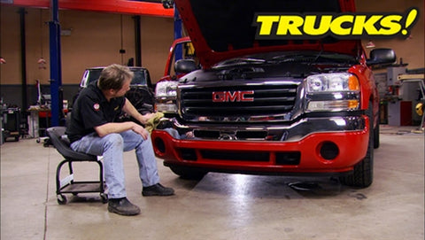 Trucks! DVD (2013) Episode 05 - 2006 GMC Dress Up!