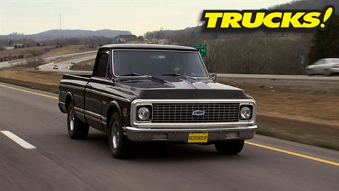 "Trucks! DVD (2012) Episode 05 - Our ""New"" 1971 C-10 Cheyenne"