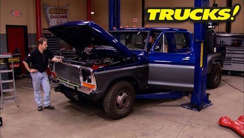Trucks! DVD (2013) Episode 15 - Super Dually Part 10 - Wiring it Up!