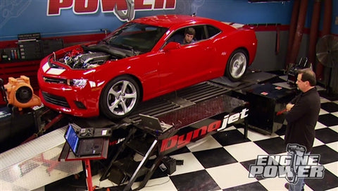 Engine Power DVD (2015) Episode 1 - Bowtie on Steroids
