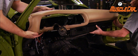 "MuscleCar DVD (2011) Episode 10 - ""Project Limelight Interior and Wiring"""