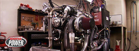 "HorsePower DVD (2012) Episode 02  - ""Sucker Punch"" Powerplant"