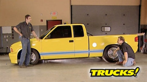 "Trucks! DVD (2007) Episode 17 - ""An Avalanche Goes Up"""