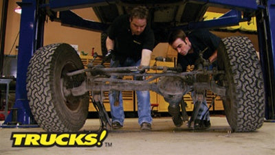 "Trucks! DVD (2008) Episode 14 - ""5 Grand Cherokee Part 1"""