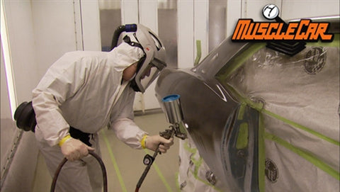 MuscleCar DVD (2013) Episode 09 - COPO Camaro Paint and Body