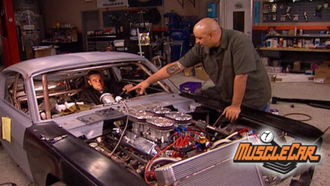 "MuscleCar DVD (2007) Episode 22 - ""Mustang Road Racer - All Night With Lou"""