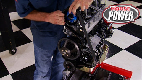 HorsePower DVD (2012) Episode 16  - Building a Competitive Dirt Track Engine