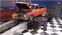 Truck Tech DVD (2017) Episode 1 - Classic C-10 Dyno & Track Test