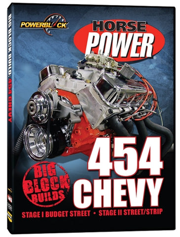 HorsePower Project: Big Block Builds 454 (DVD)
