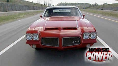 "HorsePower DVD (2007) Episode 09 - ""A Muscle Car in the Air"""