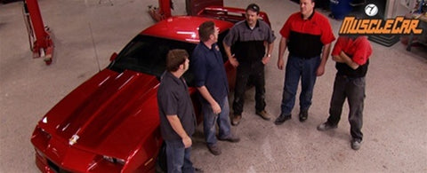 "MuscleCar DVD (2010) Episode 16 - ""Wyo Tech Warrior Paint"""