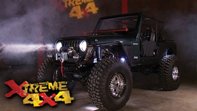 "Xtreme 4x4 DVD (2008) Episode 21 - ""Dual Purpose TJ Part VI - Payoff"""