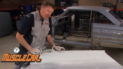 "MuscleCar DVD (2008) Episode 19 - ""Impala & Firebird Bodywork"""