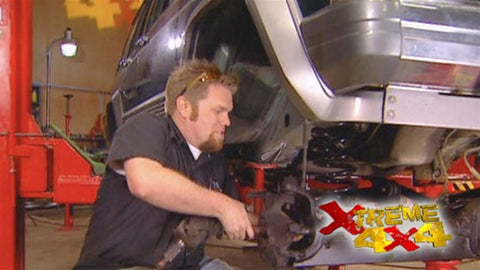 "Xtreme 4x4 DVD (2007) Episode 09 - ""Jeep Speed II - Pro Truck Series: Staats Family"""