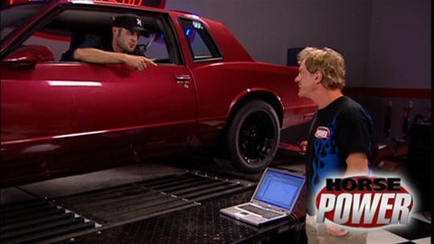 "HorsePower DVD (2007) Episode 21 - ""Raunchy Rat Payoff"""