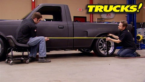 Trucks! DVD (2013) Episode 02 - Rolling Thunder Part 17 - First Time Fire Up!