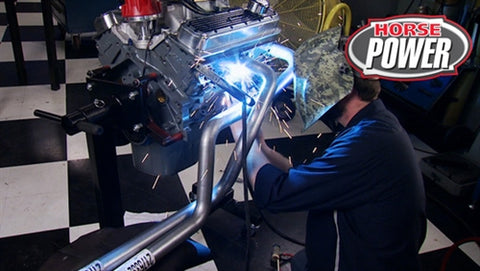 HorsePower DVD (2013) Episode 12 - High Tech Engine Testing