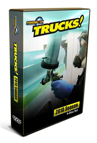 Trucks! (2010) Complete Season 5-Disc Set