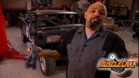 "MuscleCar DVD (2007) Episode 23 - ""Manual Transmission Re-build"""