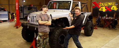 "Xtreme 4x4 DVD (2010) Episode 20 - ""Supercharged JK Part 2"""