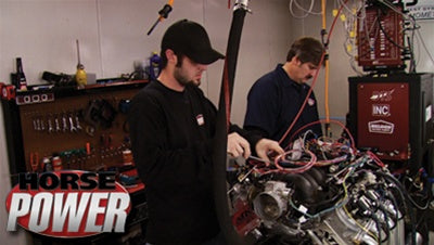 "HorsePower DVD (2008) Episode 04 - ""Power Adders for a Pair of Chevys"""