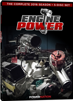 Engine Power (2016) Complete Season 5-Disc Set
