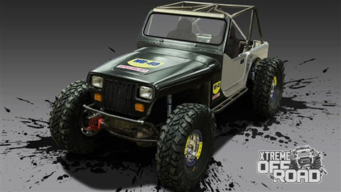 Xtreme Off-Road DVD (2015) Episode 1 - WD40 Specialist Jeep - Chassis