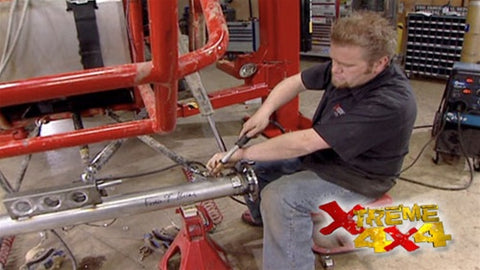 "Xtreme 4x4 DVD (2007) Episode 16 - ""Hybrid 609 Axle Build  MOAB I"""