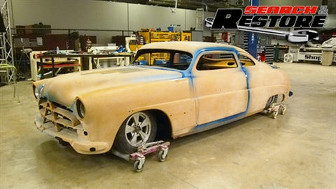 Search & Restore DVD (2012) Episode 11 - '51 Hudson Hornet Pt. III