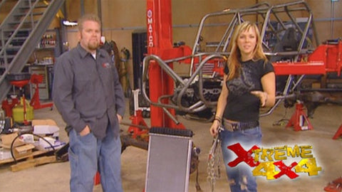 "Xtreme 4x4 DVD (2007) Episode 02 - ""Bottom Drawer Buggy Finale - CORR Carl Renezeder Profile - Chula Vista, CA"""