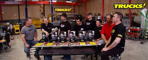 "Trucks! DVD (2010) Episode 12 - ""Trucks! All Star Auto Body Thrash"""