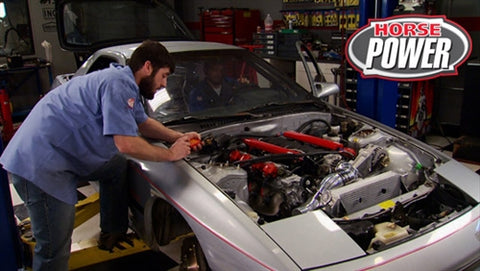 HorsePower DVD (2013) Episode 07  - LS RX-7