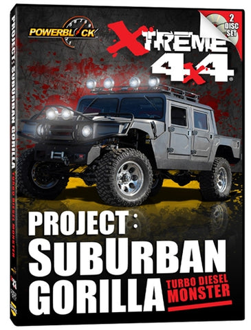 Xtreme 4x4 Project: SubUrban Gorilla (2-Disc Set)
