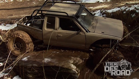 Xtreme Off-Road DVD (2016) Episode 7 - Discount Datsun On the Trail