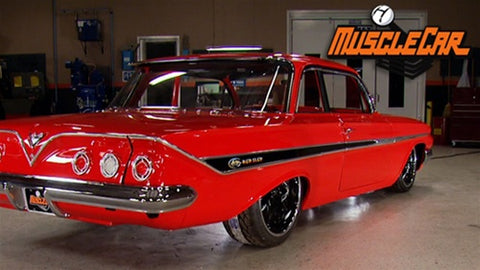 "MuscleCar DVD (2011) Episode 01 - ""Buick Upgrades (Stage 1)"""