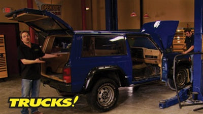 "Trucks! DVD (2008) Episode 09 - ""Cheep Cherokee Part 3"""