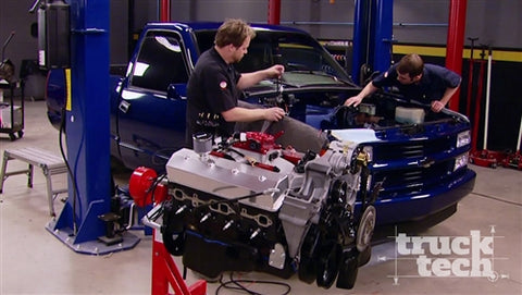 Truck Tech DVD (2014) Episode 12 - 4 Speed Tutorial: GM's 4L60-E