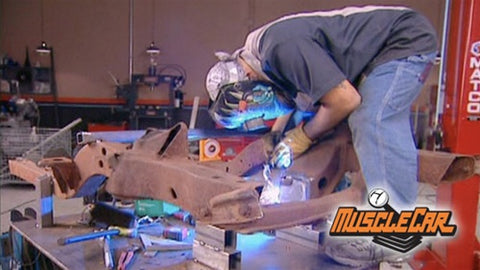 "MuscleCar DVD (2007) Episode 04 - ""Budget Front End Mods"""