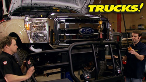 "Trucks! DVD (2011) Episode 01 - ""Ford F-350 Dually Upgrades"""