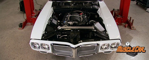 "MuscleCar DVD (2009) Episode 04 - ""Altered E-Go Suspension, Trans Am Cooler & Overkill Wiring"""
